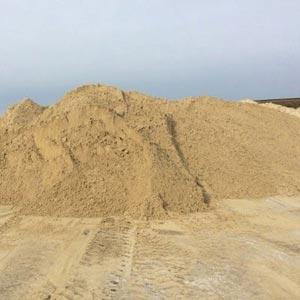 Купить лесной песок в Новосибирске