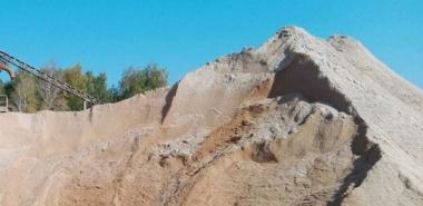 Купить песок в Новосибирске